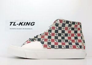 d190ee365c Vans Vault TH Taka Hayashi SK8 Skool LX Nubuck Suede Checkerboard ...