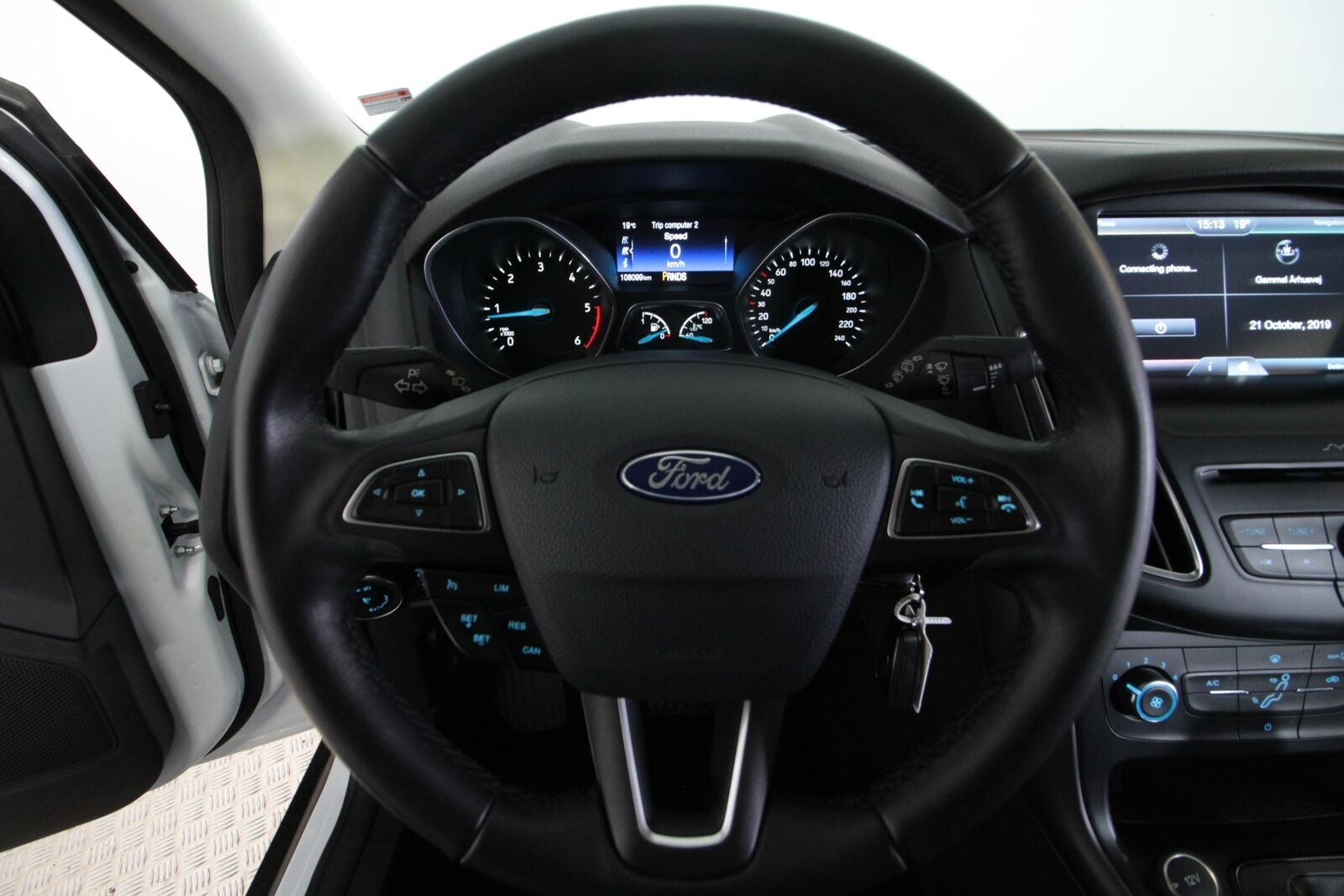 Ford Focus TDCi 120 Business stc. aut.