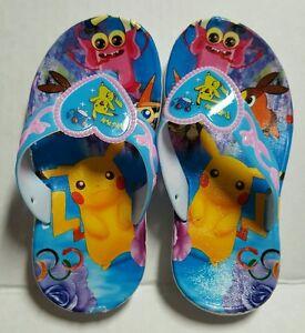 Pikachu Slippers Slippers for girls