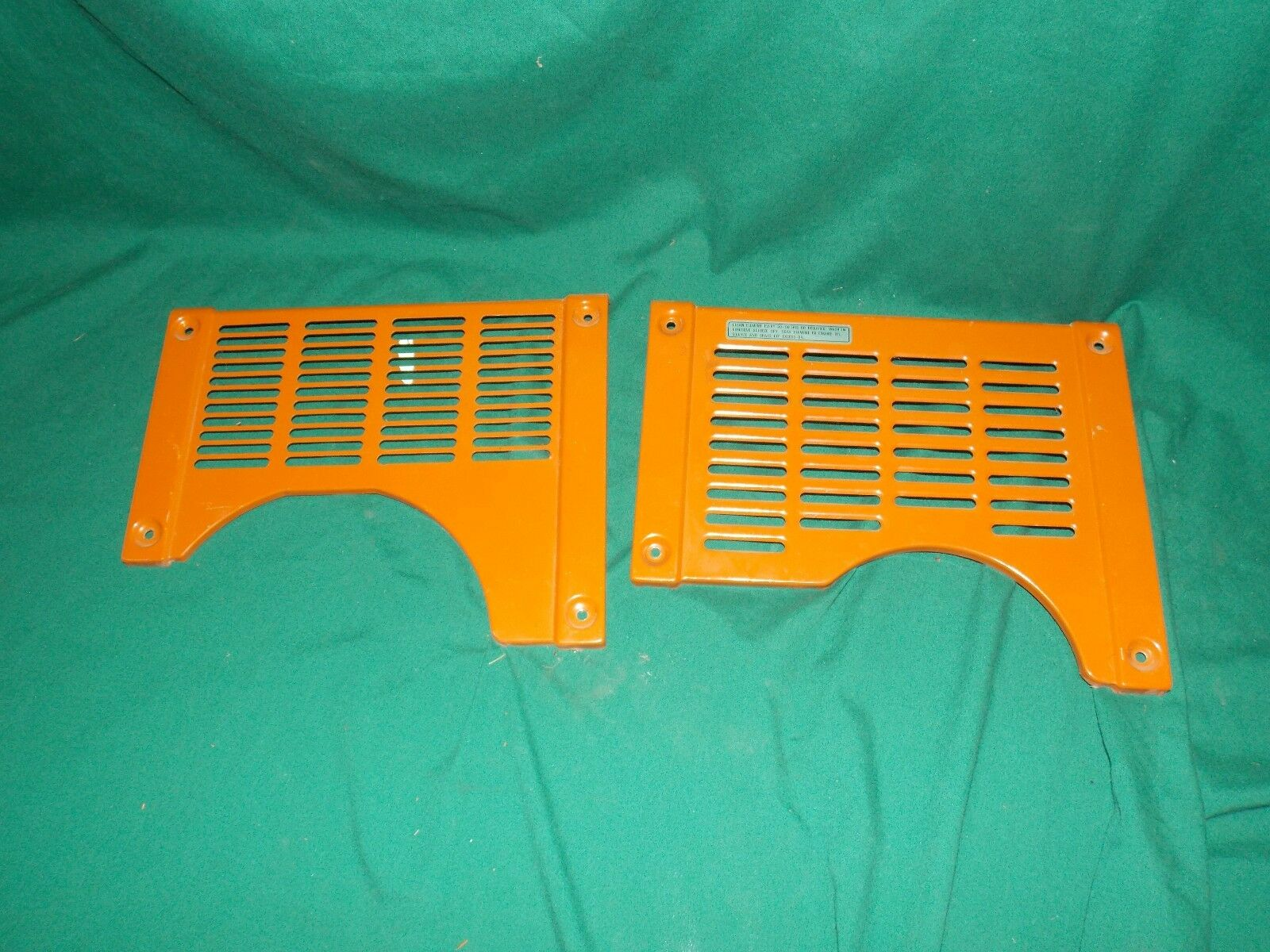 GENERAC G2600 GENERATOR  STEEL END PANELS PARTS  select from the newest brands like