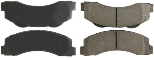 Premium Ceramic Pads w//Shims fits 2010-2016 Lincoln Navigator  CENTRIC PARTS