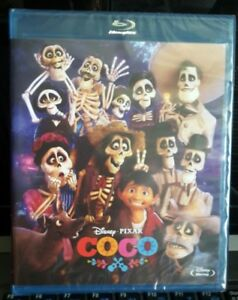 BLURAY COCO DISNEY PIXAR (2017) - Italia - BLURAY COCO DISNEY PIXAR (2017) - Italia