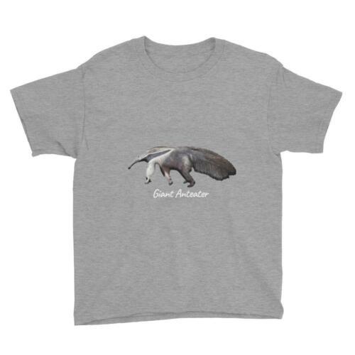 jeunesse à manches courtes T-Shirt GRAND FOURMILIER
