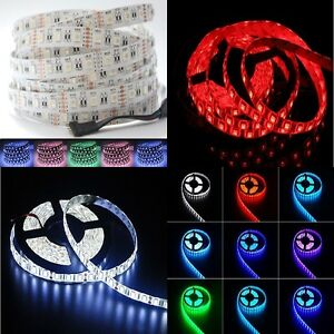 5m-LED-Streifen-RGB-RGBW-4in1-Warm-Kalt-Weiss-IP65-Wasserfest-Stripe-Leiste-Band