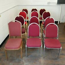 Conference Chairs Stackable Set Of 12