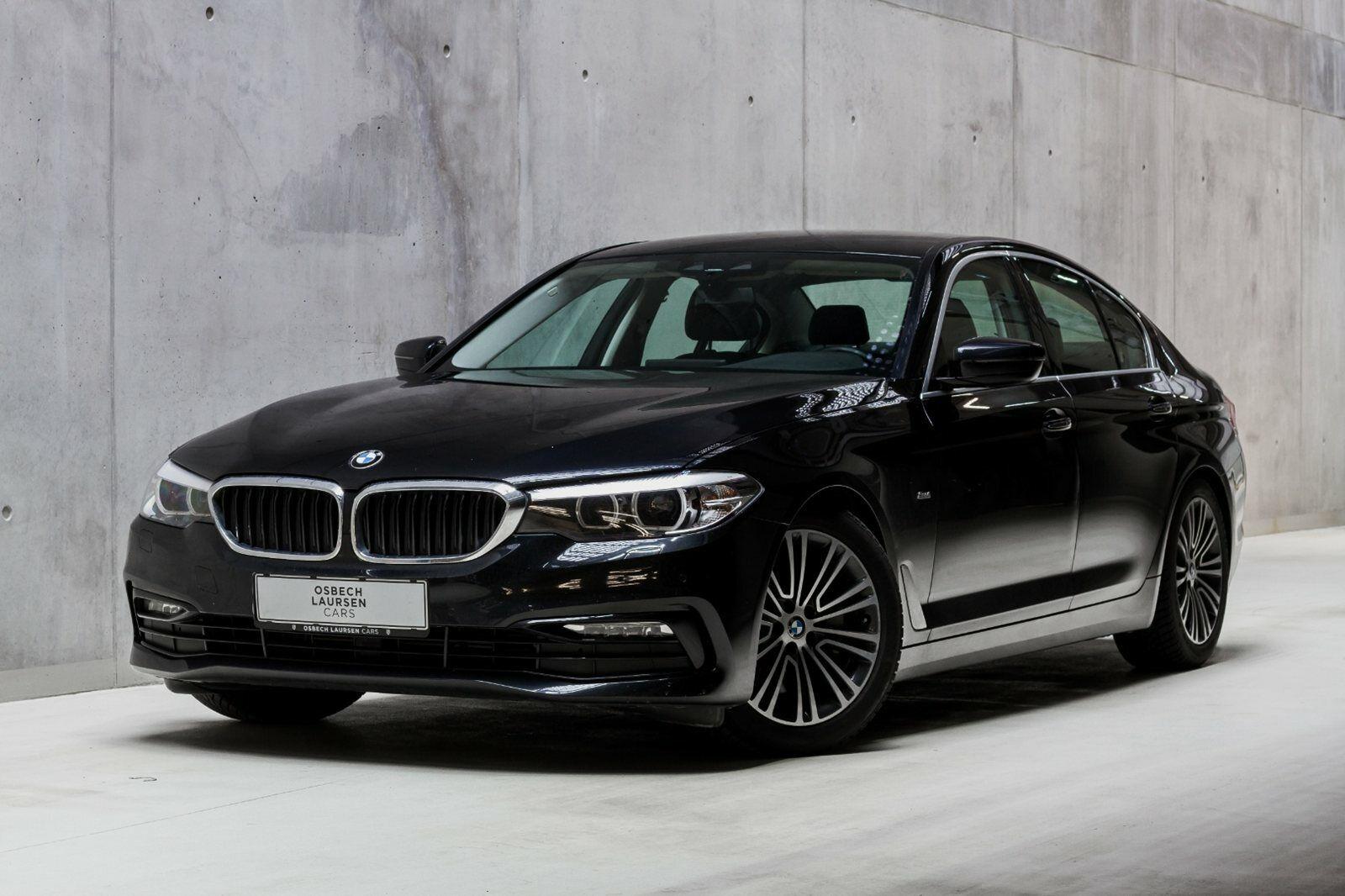 BMW 530d 3,0 aut. 4d - 630.000 kr.