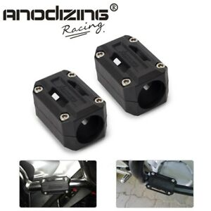 22-28MM-Pair-Motorcycle-Engine-Protector-Crash-Bar-Block-For-BMW-R1200GS-LC-F800