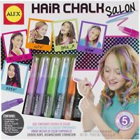 Alex Toys Spa Hair Chalk Salon Craft Kit , New, Free Shipping on sale