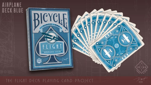 CARTE DA GIOCO BICYCLE FLIGHT,poker size