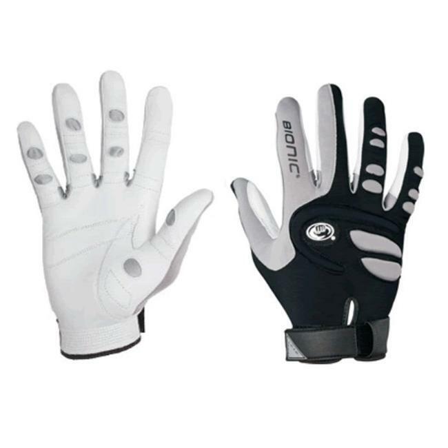 Bionic Glove RBMLR Men's Racquetball black-gray- Large Right