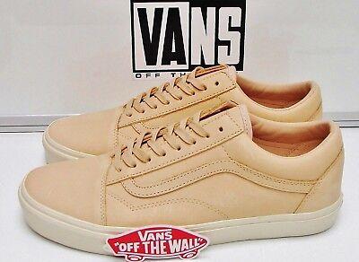 Vans Old Skool DX Veggie Tan Leather
