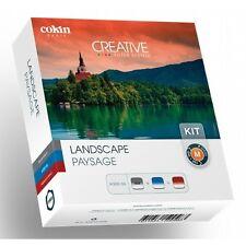 Cokin Creative Landscape Kit (H300-06) P121S GradND + P123S Blue + P125S filters