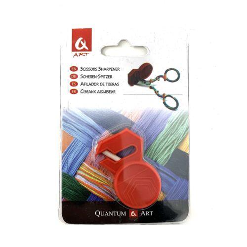 Scissors Sharpener Restorer Tuner Compact and Portable