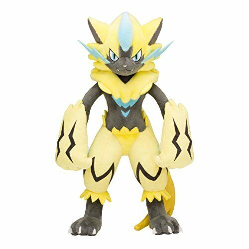 Pokemon Center Original Limited Plush Doll Zeraora JAPAN OFFICIAL IMPORT