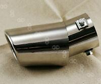 Neu Auto Endrohre Auspuffblenden Auspuff-blende Edelstahl Toll Werkzeug Set