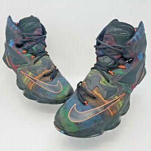 Nike Lebron 13 XIII Akronite