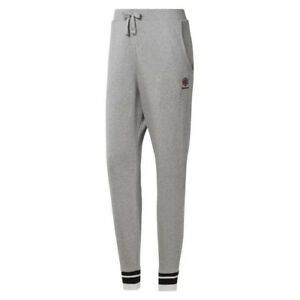 5eaae301 Details about Reebok Classics French Terry Pants New Grey Black Red White  Women Sport DH1409