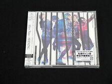 ALICE NINE Shining UPCH-89165 JAPAN CD+DVD w/OBI SEALED q703