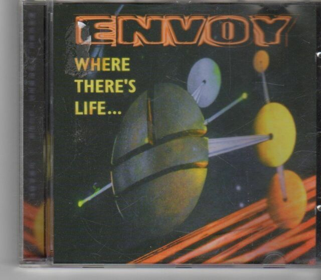 (FX426) Envoy, Where There's Life... - 1998 CD