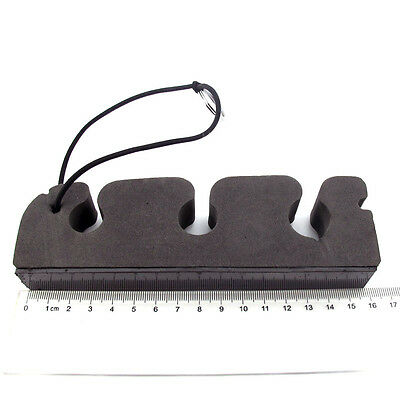 Fly Fishing Magnetic Portable Car Fly Rod Stand Holder