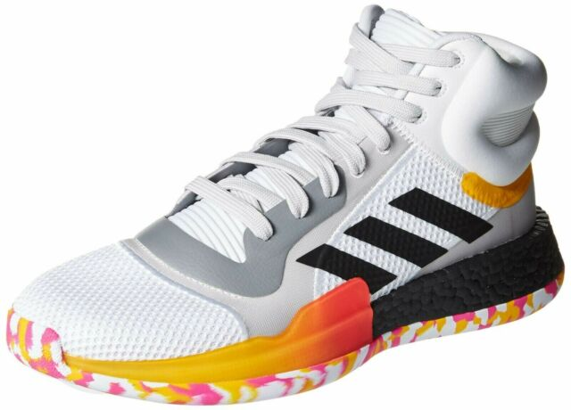 Ideal Probar brindis  Size 15.5 - adidas Marquee Boost White Black Active Gold for sale online |  eBay
