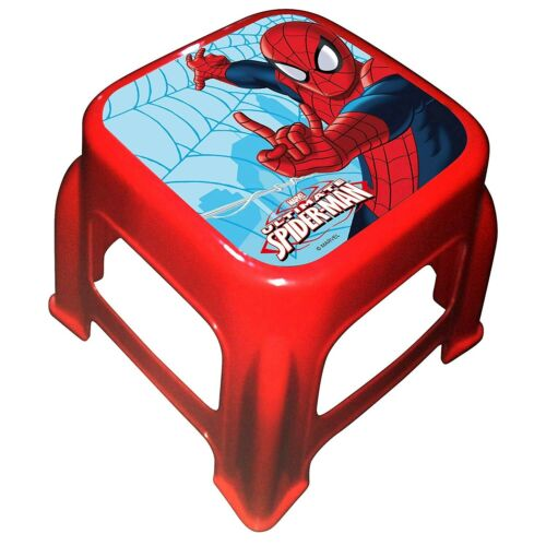 Sgabello Studio Spiderman 27x27x21cm Room Studio