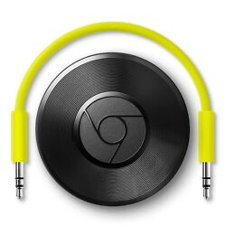 Google Chromecast Streaming Media Player (Black)