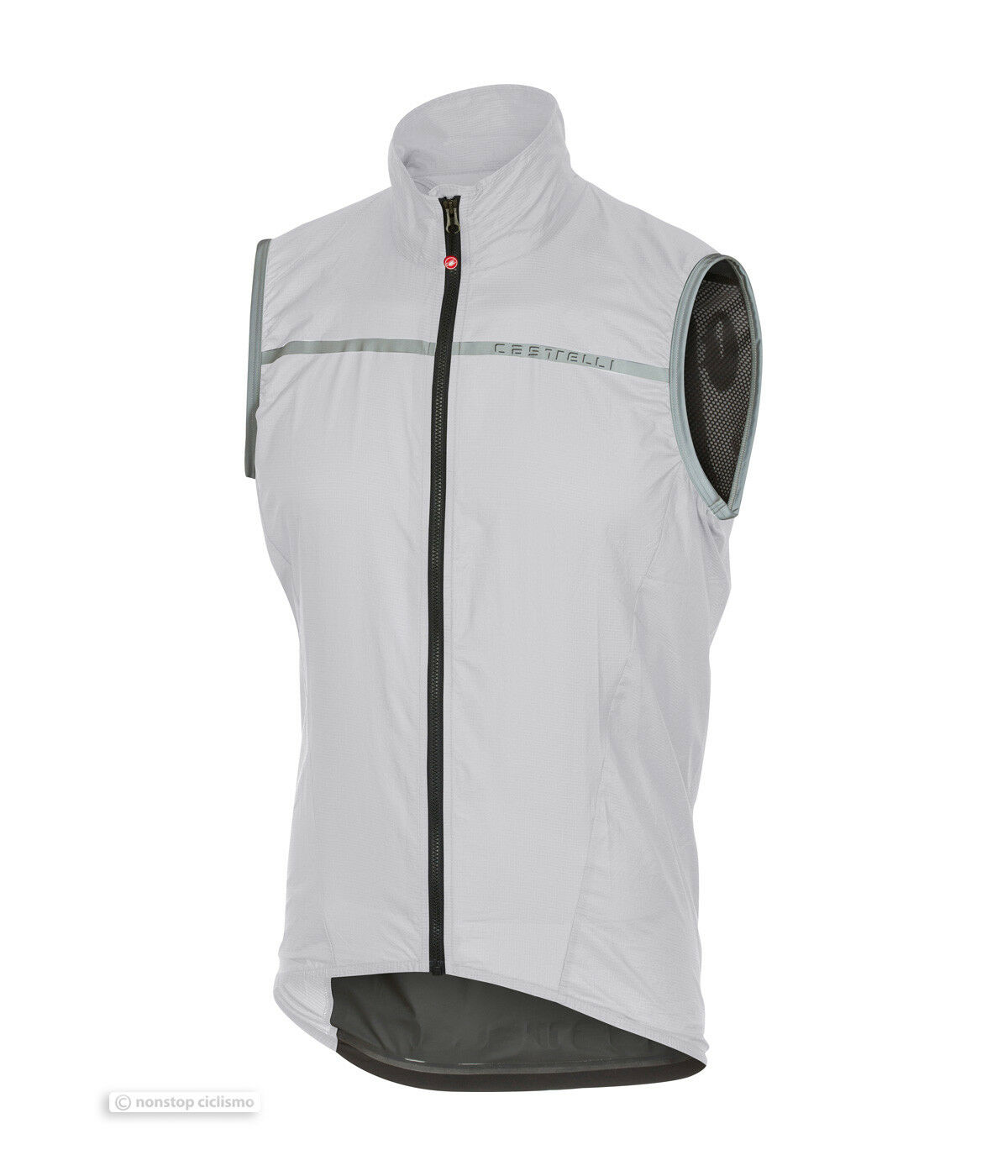 NEW Castelli  SUPERLEGGERA Wind Proof Cycling Vest   WHITE  perfect