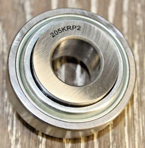 "4 x Premium 205KRP2 AG Bearing 3//4/"" Round Bore Triple Lip  205RVA A27002 205RRAN"