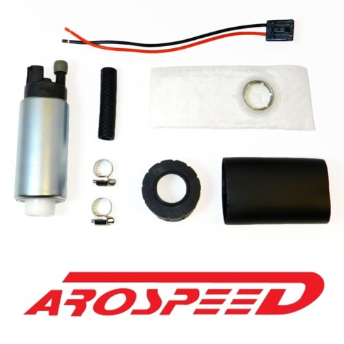 AROSPEED 255LPH HIGH FLOW IN-TANK FUEL PUMP /& INSTALL KIT FOR 85-97 FORD MUSTANG