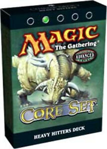 Magic-The-Gathering-Core-Set-Heavy-Hitters-Deck-NEU-OVP-eingeschweisst
