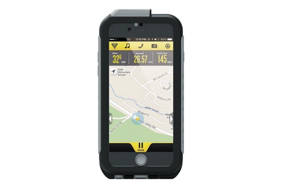 Topeak resistente alle intemperie RIDECASE per iPhone 6 6s  con multi-pos  be in great demand