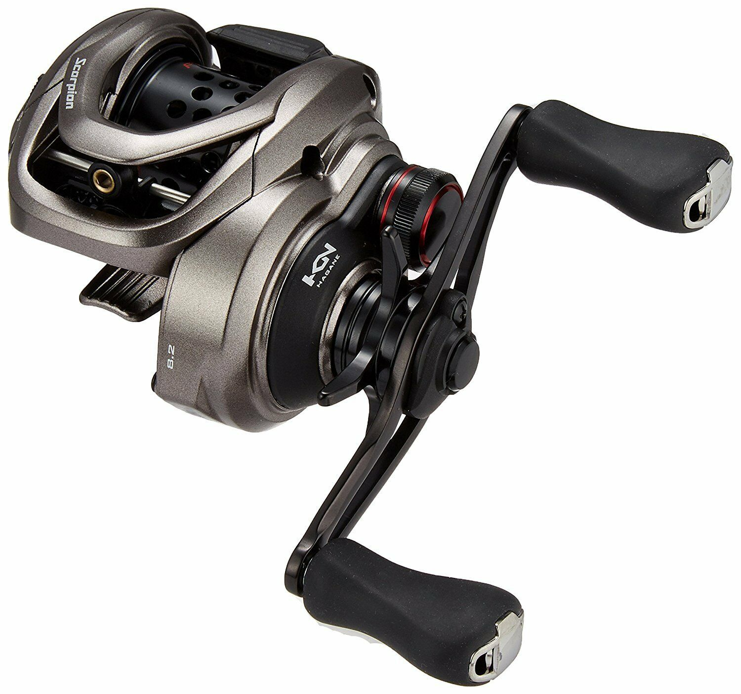 SHIMANO 17 Scorpion BFS XG LEFT Baitcasting Reel S A-RB X-SHIP New in Box