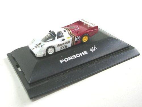 j. gartner-D. Hobbs-g. Edwards Porsche 956 nº 33 1985 LeMans 1:87...