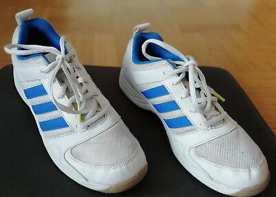Guter Zustand Für Den Hallenboden Geeignet Adidas Sportschuhe In Größe 36