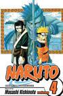 Naruto, Volume 4 by Kishimoto Masashi (Hardback, 2004)
