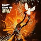 Rescue & Restore by August Burns Red (CD, 2013, Solid State Records)