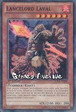 Yu-Gi-Oh ! Carte Lancelord Laval SDOK-FR008