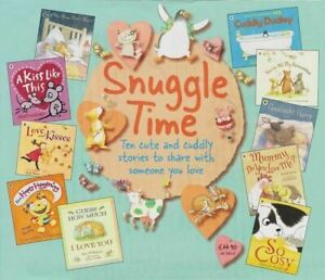 Snuggle-Time-10-Picture-Book-Set-Collection-Guess-How-Much-I-Love-You