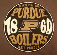 Purdue Boilers T-shirt Adult Mens Womens Small S