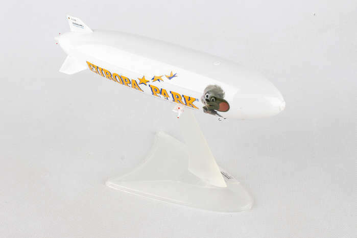 HERPA WINGS 1 500 500 500 SCALE ZEPPLIN REEDEREI EUROPA-PARK MODEL   BN   531139 a3228d