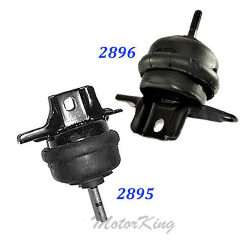 Mount Set 2PCS New 2895 2896 M1105 For 2000-2005 Cadillac Deville Motor /& Trans