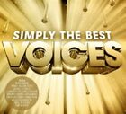 Voices Simply The Best Various Audio CD