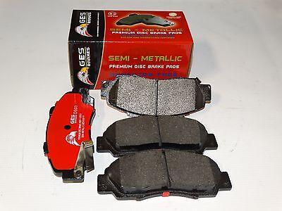 Premium Quality Front brake Pads Fits 2002-2006 Hyundai Elantra D941
