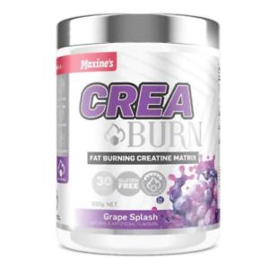 Maxine-039-s-Crea-Burn-Creatine-Monohydrate-Blend-Maxines-Fat-Burning-Weight-Loss