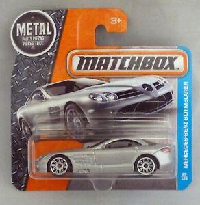 Matchbox Mb29 Mercedes Benz Slr Mclaren Court Carte-afficher Le Titre D'origine