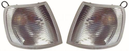 Pour Ford Sierra Mk2 1990-1993 Transparent Avant Clignotants 1 Paire O//S /& N//S