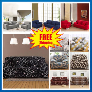 1-2-3-4-Sofa-Covers-Couch-Slipcover-Stretch-Elastic-Fabric-Settee-Protector-Fit