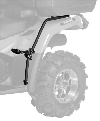 New QuadBoss ATV Passenger Foot Pegs 2006-2012 Can-Am Outlander 650 EFI