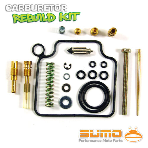 Honda Carburetor Rebuild Carb Repair Kit TRX 500 Foreman Rubicon 2001-2004